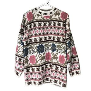 Vintage Sweater-a7